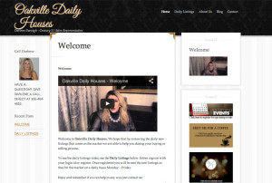 oakville daily homes website